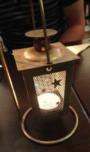 Rowsha lantern