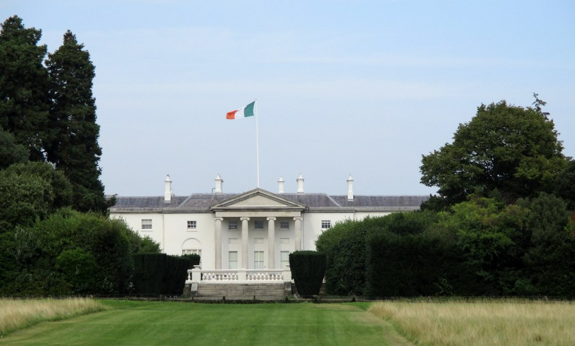 Residency of the Irish President in Phoenix Park
