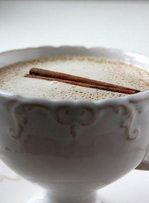 Spicy mug of tea